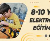 8-10 Yaş Arduino ile Elektronik Eğitimleri
