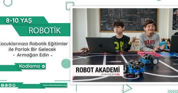8-10 Yaş Mbot ile Robotik Kodlama